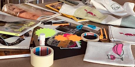 Autumn Collage Workshop tickets