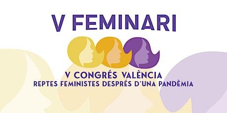 V FEMINARIO VALENCIA entradas