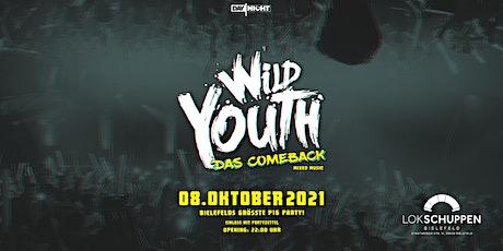 WILD YOUTH | DAS COMEBACK | BIELEFELD Tickets