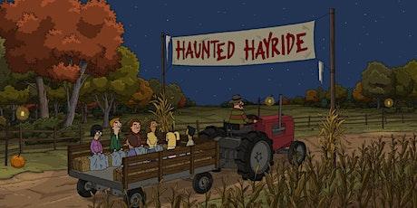 Halloween Haunted Hayride tickets