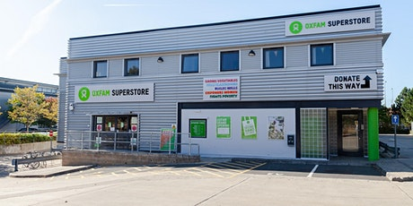 Oxfam Superstore Oxford October Donation Appointments tickets