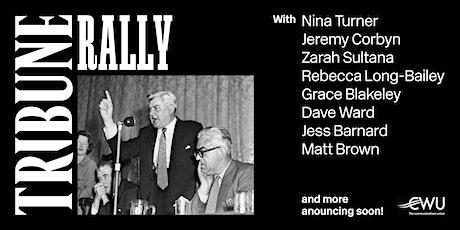 Tribune Rally 2021! tickets