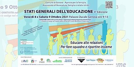 Stati Generali dell'Educazione Quarta Edizione biglietti
