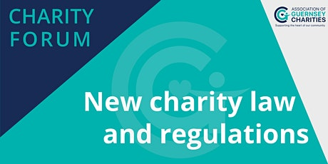 Charity Forum: New Charity Law tickets