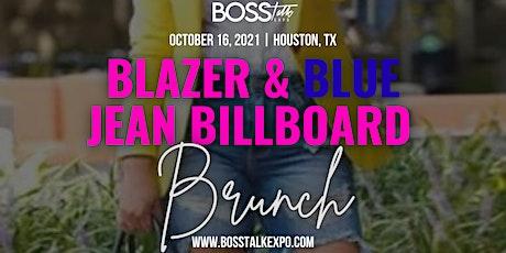 Blazer &  Blue Jean Billboard Brunch tickets