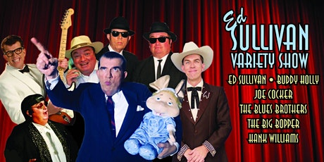 All Inclusive Dinner Show With The Blues Brothers, Buddy Holly and more tickets