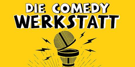 Die Comedy Werkstatt in MyStory Frankfurt Tickets