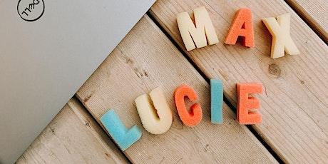 Enseigner les lettres de l'alphabet à partir des prénoms des enfants billets