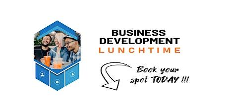 Business Development LunchTime Londyn tickets