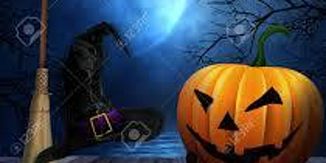 Halloween Spooktacular with TV Psychic  Medium Julie Angel!! tickets