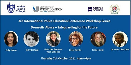 Domestic Abuse – Safeguarding for the Future tickets