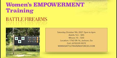 Women's Empowerment Training tickets