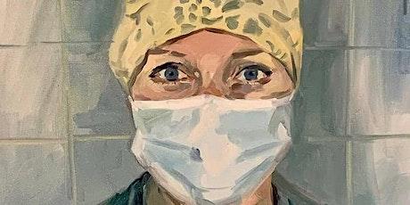 Honoring Covid-19 Nurses Through Portraits tickets