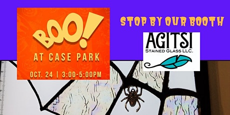 Agitsi  BOO At CASE PARK EVENT tickets