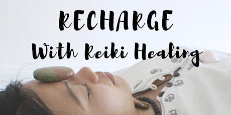 Destress & Recharge With Reiki Healing tickets