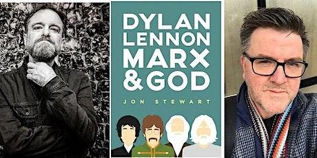 DYLAN, LENNON, MARX & GOD: Jon Stewart in conversation with Martin James tickets