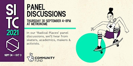 Radical Places - Panel Discussions on Skateboarding in the City tickets