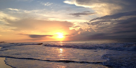 SUNRISE Beach Yoga - SPECIAL TIME- ALL are welcome!  Come Salute the Sun! tickets