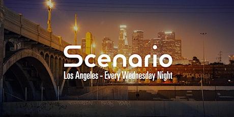 Scenario - Nick Pagan, More TBA tickets