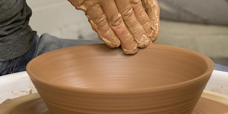 Adult Session 6: Adult II Pottery - FRIDAYS (Oct. 22- Dec. 17) tickets
