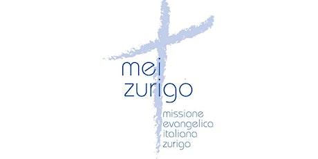 MEI Missione Evangelica Italiana / Culto Domenica 26 Settembre 2021 biglietti