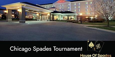 Chicago Spades Tournament tickets