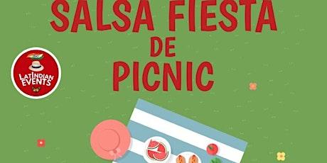 Salsa Fiesta De Picnic tickets