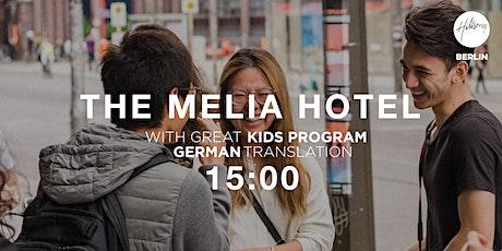 Sunday Service 15:00 - Melia Hotel tickets