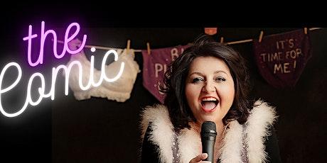 Ladies Night | Big Purple Undies | Louise Kelman tickets