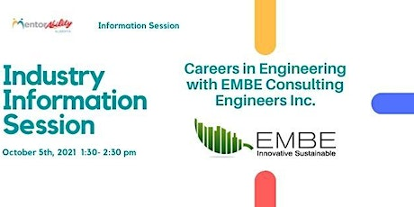 MentorAbility Industry Information Session: Careers in Engineering tickets