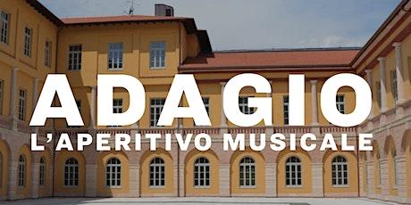 Adagio – L'Aperitivo Musicale biglietti