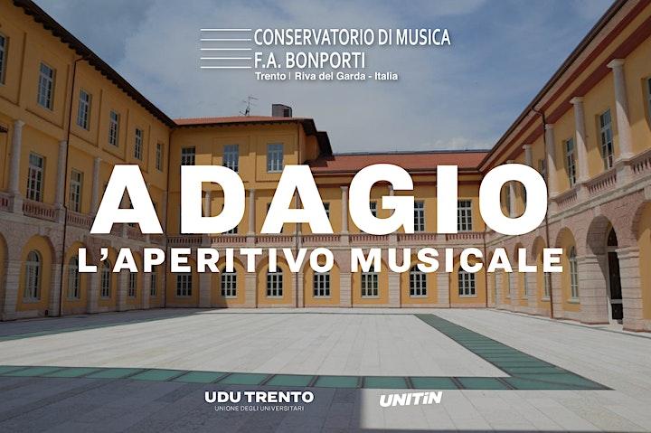Adagio – L'Aperitivo Musicale image