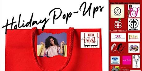 2 Creative Holiday Artist Market NYC Pop-Up Festivals tickets