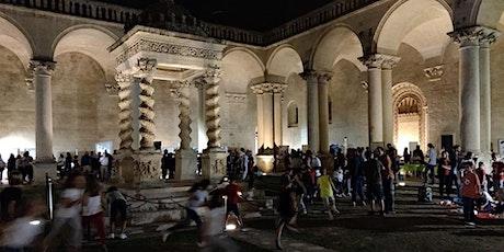 Notte europea dei Ricercatori e delle Ricercatrici 2021 @Olivetani biglietti