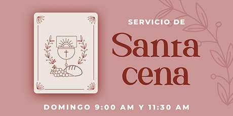 Servicio Dominical | 11:30 A.M. entradas