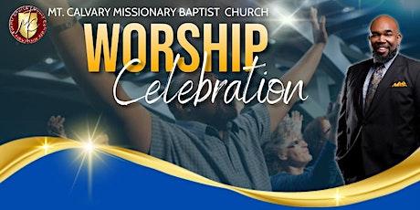 Worship Celebration tickets