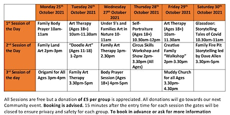Art in Our Time - October Half Term tickets