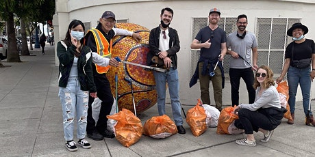 Lower Haight Cleanup tickets