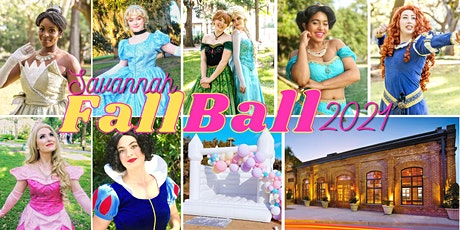 Fall Ball 2021: A Savannah Fairytale Event tickets