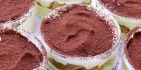 In-Person Class: Traditional Italian Desserts (Seattle) tickets