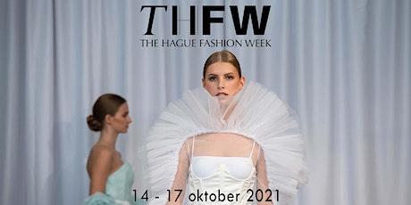 The Hague Fashion Week 2021 - Modeshow zaterdag 16 oktober 13:00 tickets