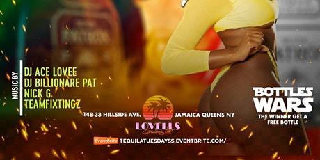 Tequila Tuesdays tickets