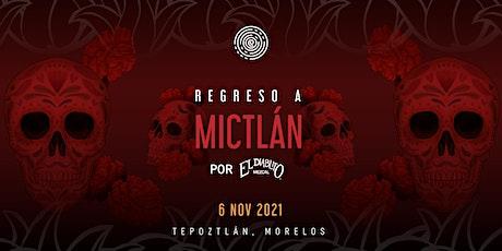 """Constelación presenta """"Regreso a Mictlán"""" por El Diablito Mezcal tickets"""