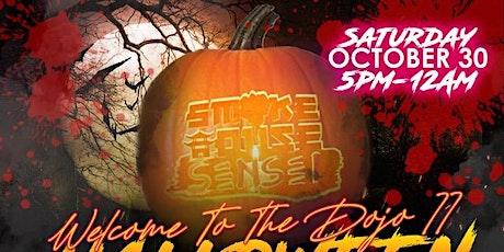 Welcome To The Dojo II - Halloween Edition tickets