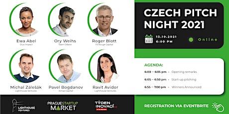 Startup Pitch Night 2021 tickets
