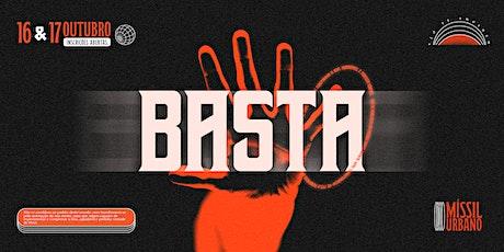 MÍSSIL URBANO - BASTA!! ingressos