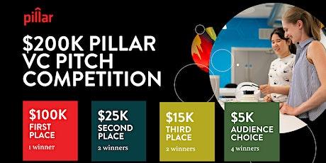$200k Pillar VC Biotech Pitch Preparation tickets