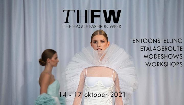 The Hague Fashion Week 2021 - Modeshow zaterdag 16 oktober 13:00 image