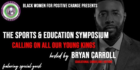 The Sports & Education Symposium tickets
