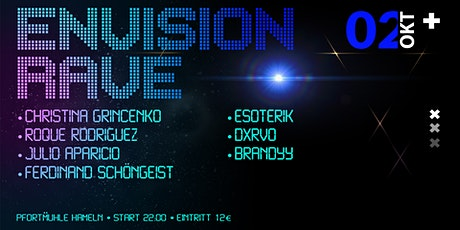 Envision Rave Tickets